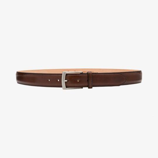 Loake Henry dark brown belt