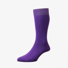 Pantherella Danvers crocus men's socks