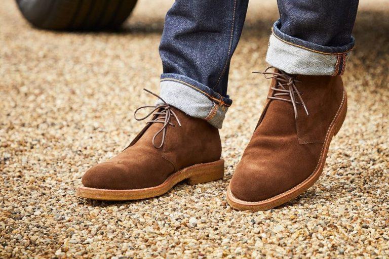 The 5 best autumn shoes for men