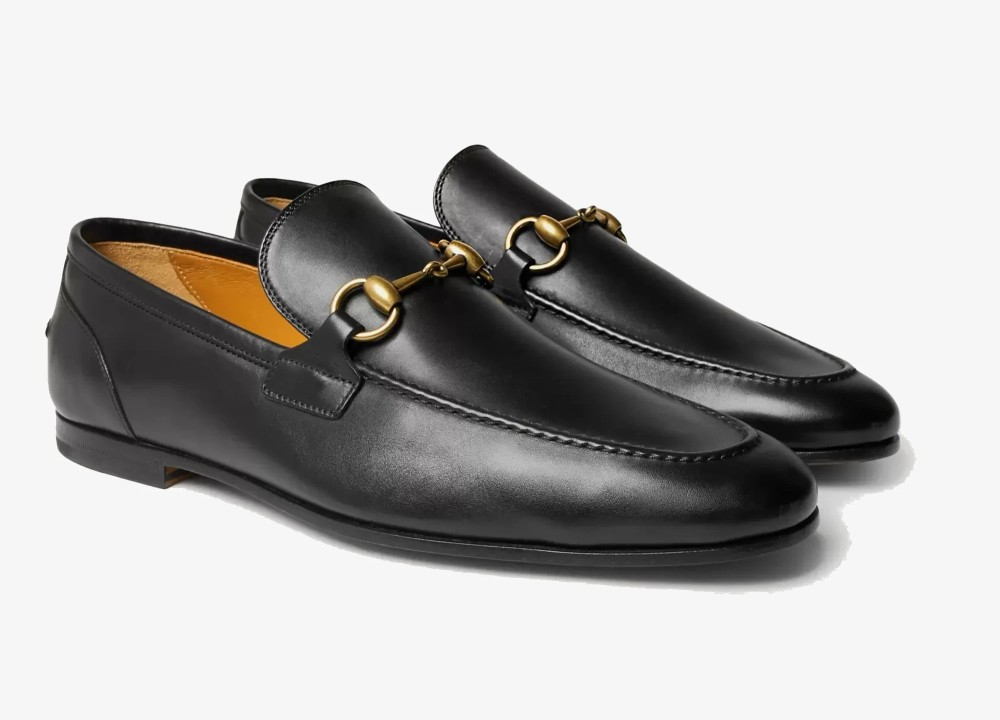Loafer style - horsebit loafers