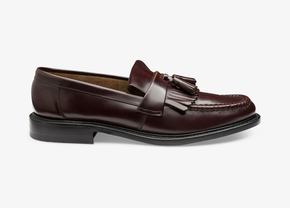 Loafer style - kiltie loafers