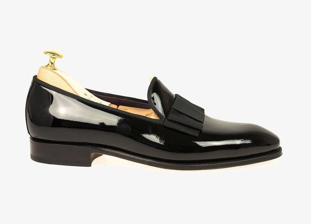 Black Tie Tuxedo Shoes
