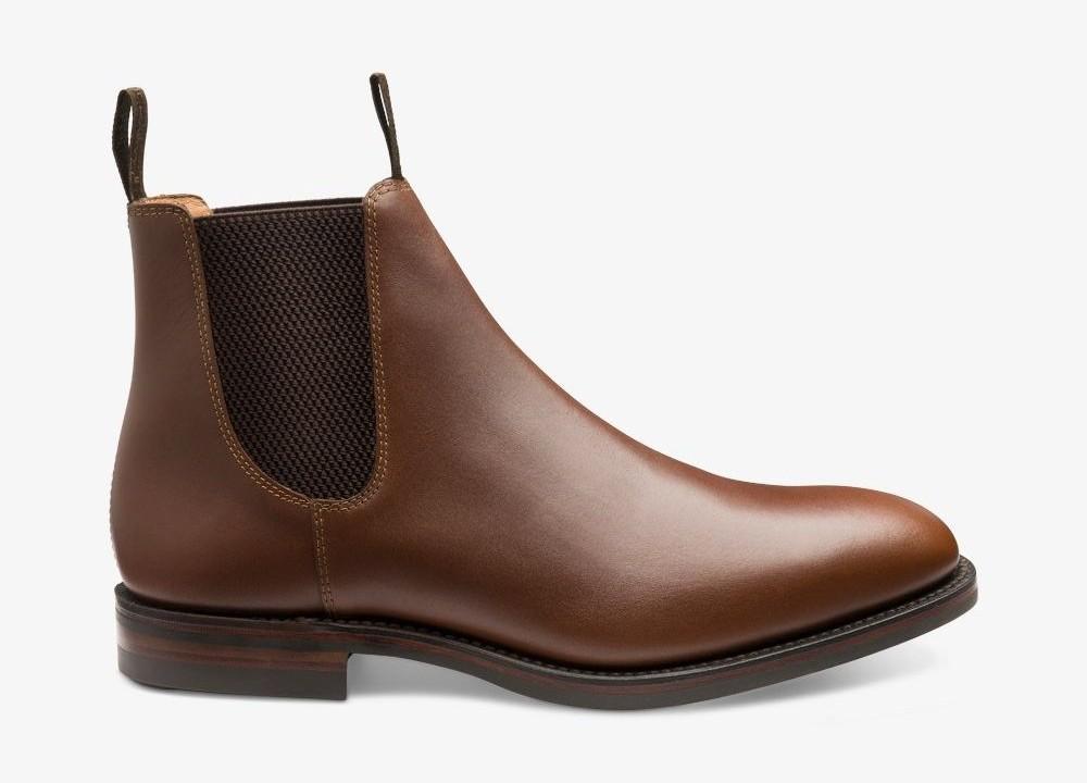 Brown Chelsea boots - best autumn shoes for men