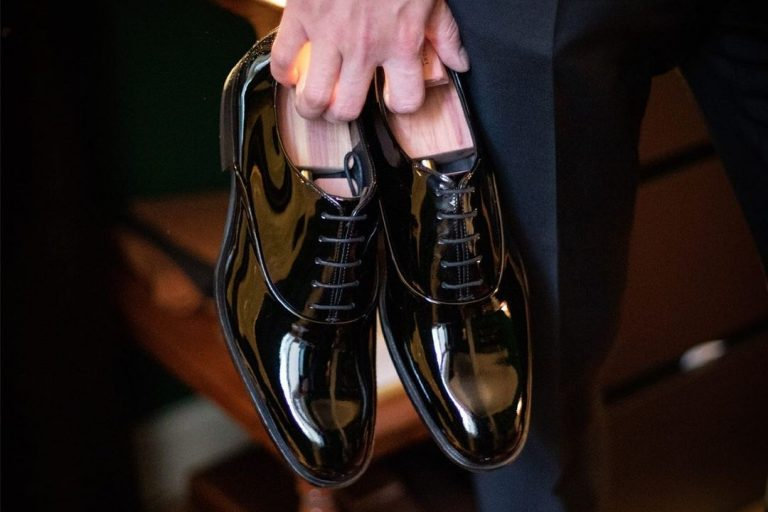 A groom's guide to wedding shoes