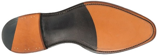 Loake leather soles Export Grade