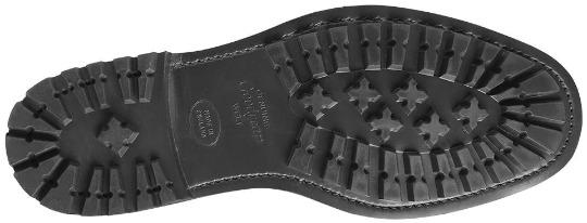 Loake rubber Commando soles