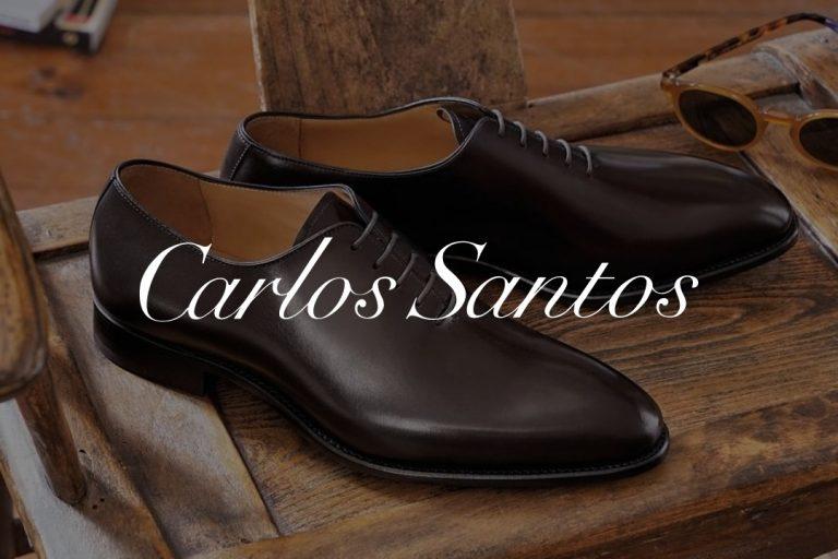 Carlos Sanos men's hoes