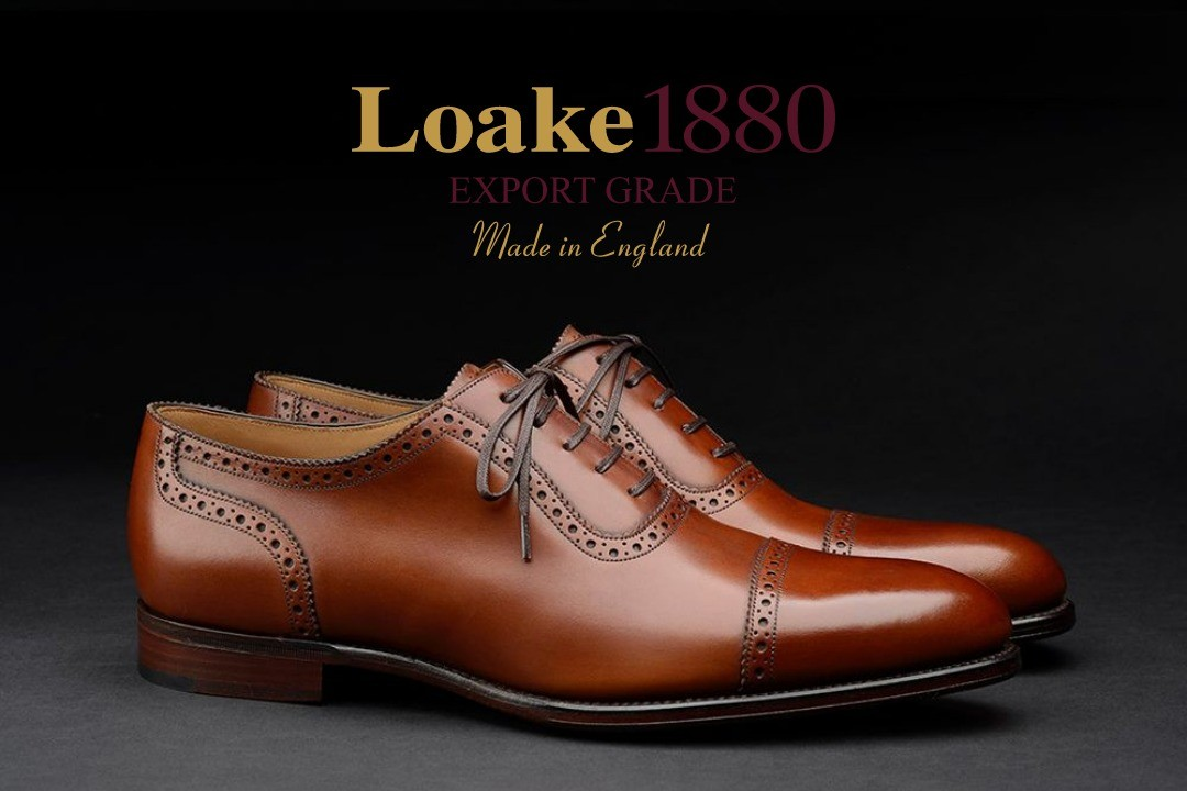 Loake 1880 export grade