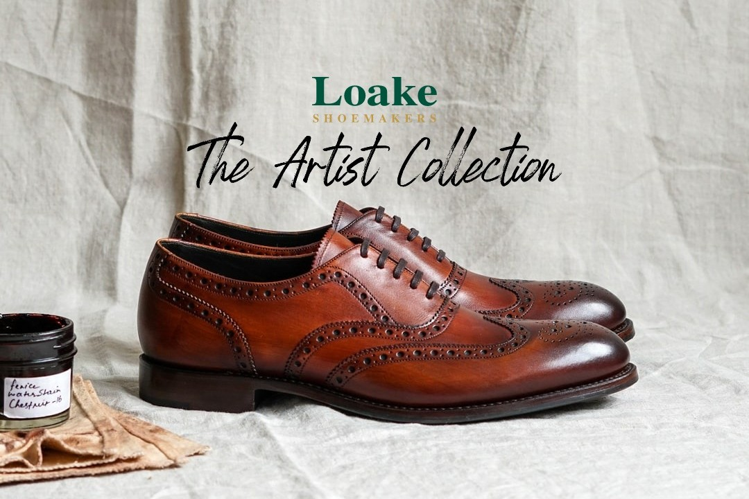 Loake artist collection