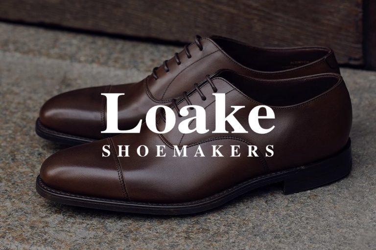 Loake men's shoes