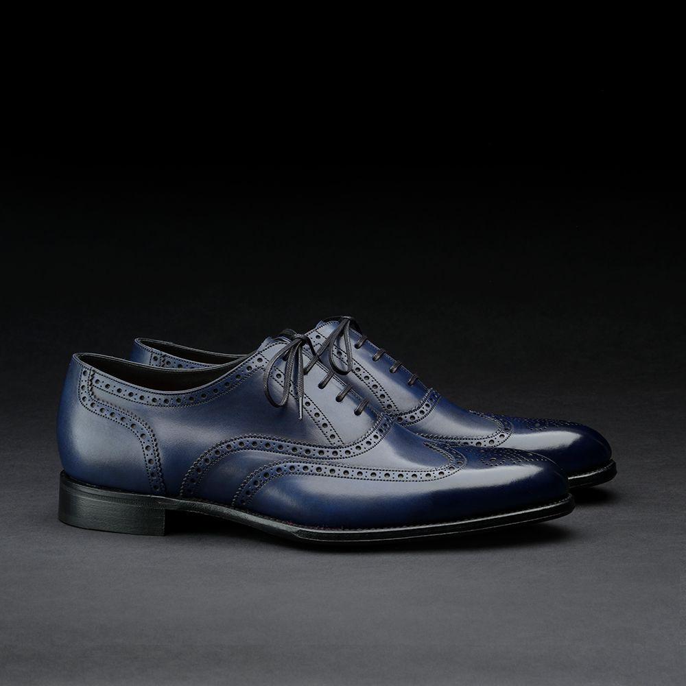 Loake 1880 Export Grade full brogue oxford shoes