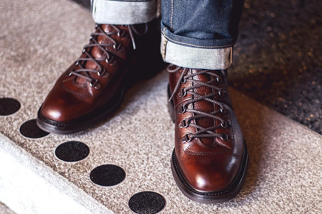 Loake men's shoes collection AW20