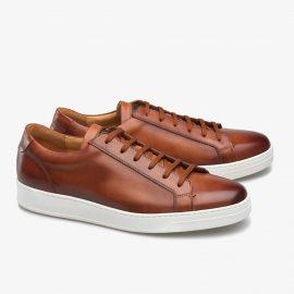 Carlos Santos Elmer 9617 brown sneakers