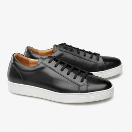 Carlos Santos Elmer 9617 black sneakers