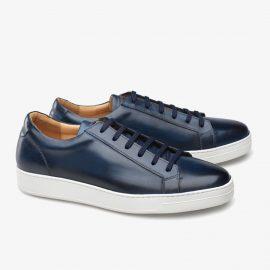 Carlos Santos Elmer 9617 navy sneakers