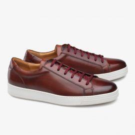 Carlos Santos Elmer 9617 red sneakers
