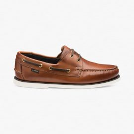 Loake 529 cedar boat shoes