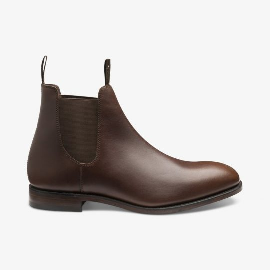 Loake Apsley brown Chelsea boots