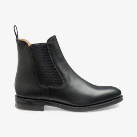 Loake Blenheim black Chelsea boots